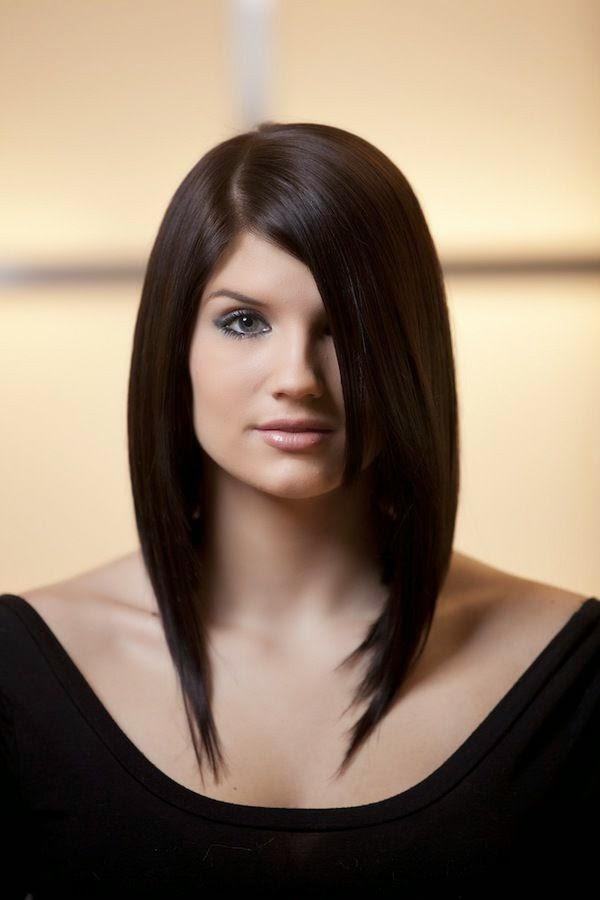 Magnificent Medium Length Haircut Long Bob Hairstyles Short Hairstyles For Black Women Fulllsitofus