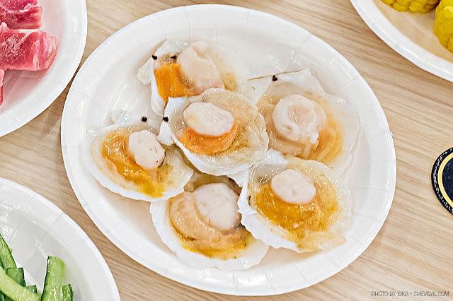 MG 97132 - 熱血採訪│台中第1間泰國流水蝦就在泰夯蝦!全台首創18米玻璃透明LED水道,還有熟食沙拉熱炒海鮮時蔬甜點冰淇淋吃到飽