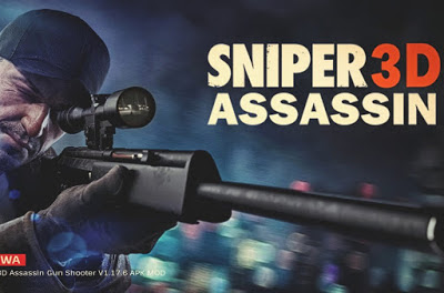 Sniper 3d Assassin Mod Download Game Mod Apk