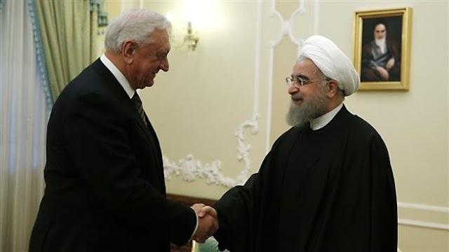 Iran welcomes enhanced ties with Belarus: Iranian President Hassan Rouhani