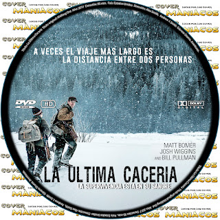 GALLETA LA ULTIMA CACERIA - WALKING OUT - 2017