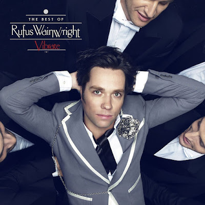 vibrate: the best of rufus wainwright vinyl