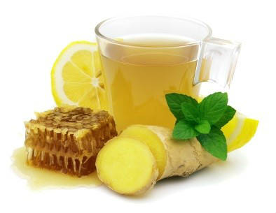 honey lemon ginger tea breast size reduce tips in tamil