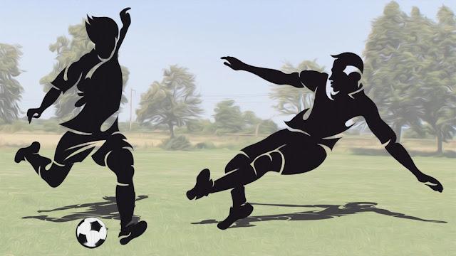 Permainan Sepak Bola Terakhir © wahyu.web.id