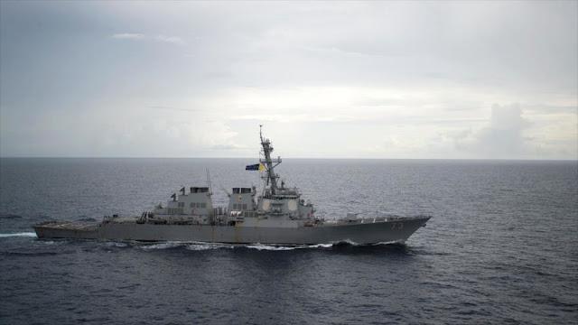 A Filipinas le preocupa involucrarse en guerra con China por EEUU