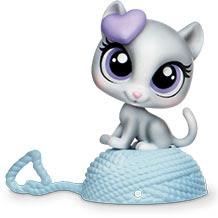 Littlest Pet Shop Blind Bags Kitten (#167) Pet