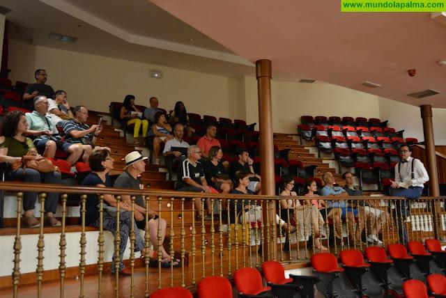 Comienza el programa de visitas guiadas al Teatro Circo de Marte con motivo de su centenario