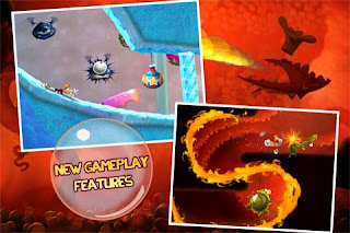 Rayman Fiesta Run apk + data