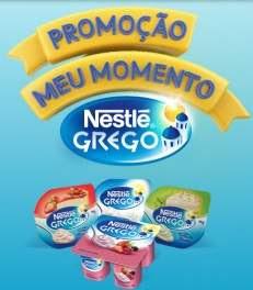 Cadastrar Promoção Nestlé Grego 2018 Meu Momento