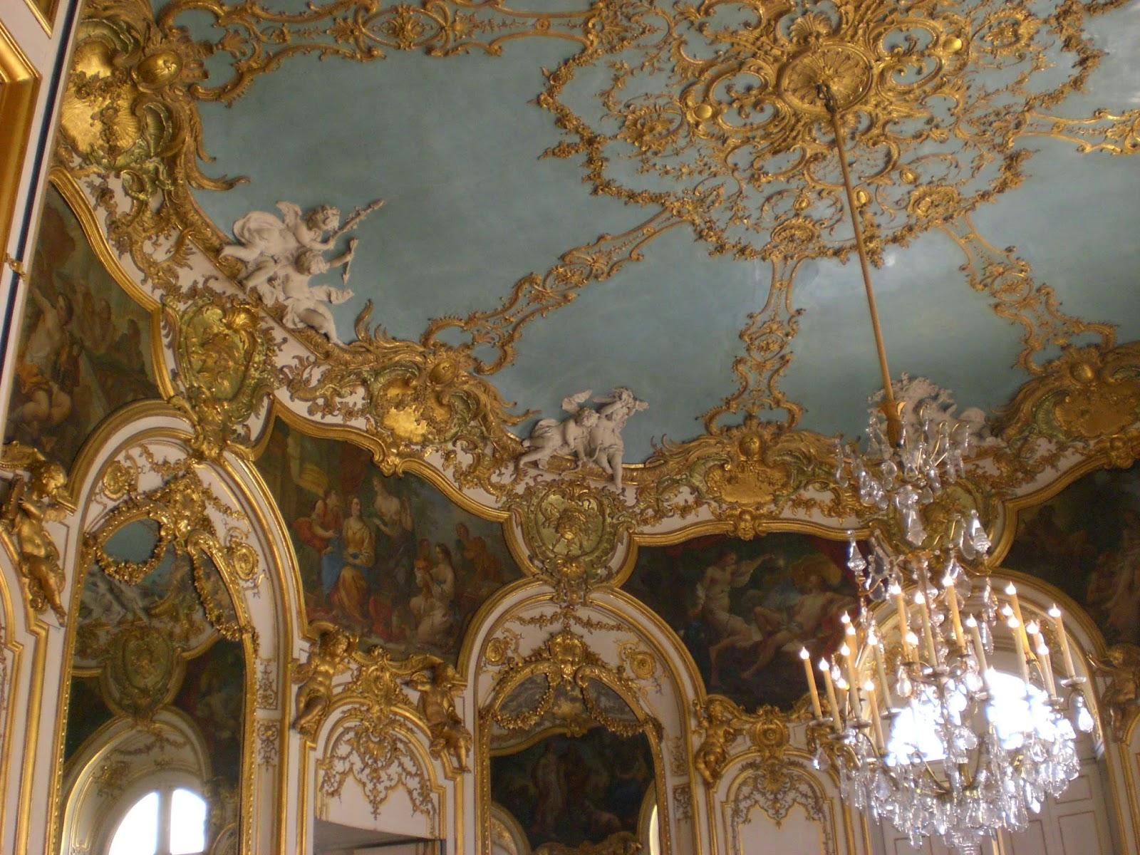 La mia arte settecento un secolo breve dal 1715 all for Interni parigini