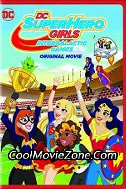 watch dc super hero girls intergalactic games 2017