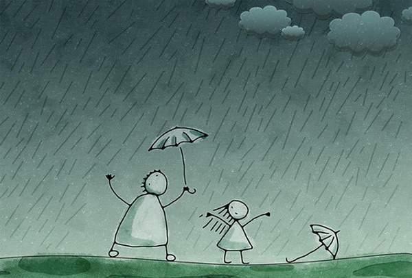 Khi 12 cung hoàng đạo học cách 'nhảy dưới mưa'