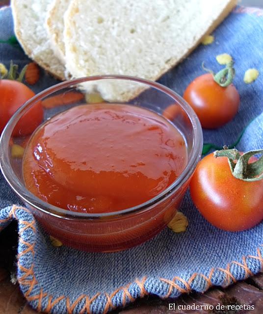 Mermelada De Tomates Cherrys {apta Para Diabéticos}