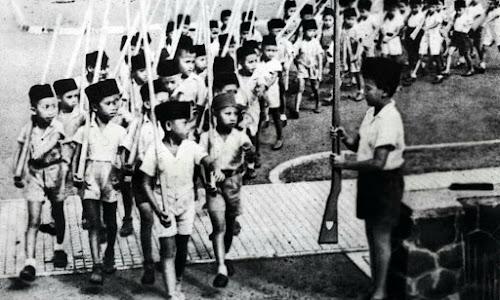Sistem Pendidikan di Indonesia Pada Masa Penjajahan Jepang