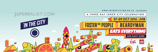 superbalist in the city johannesburg three day festival 2016