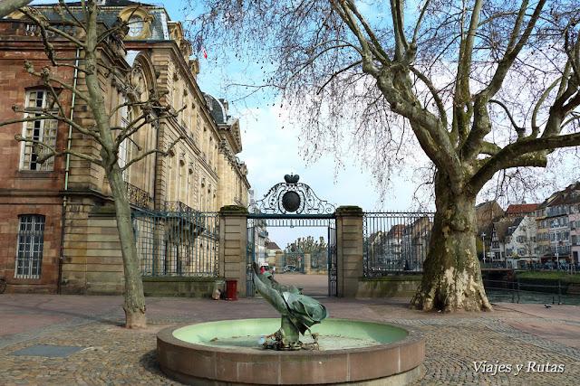 Palacio Rohan, Estrasburgo