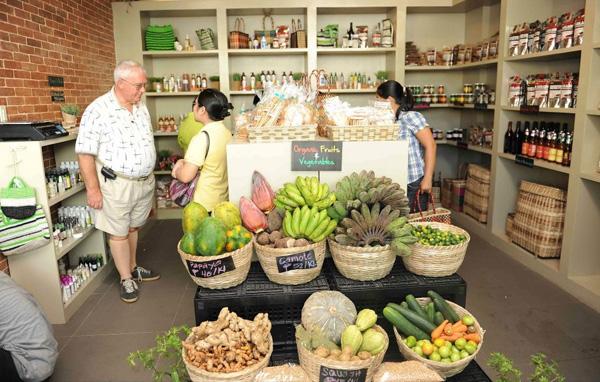 Fresh Start organics