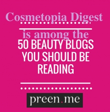 List of top 50 beauty blogs