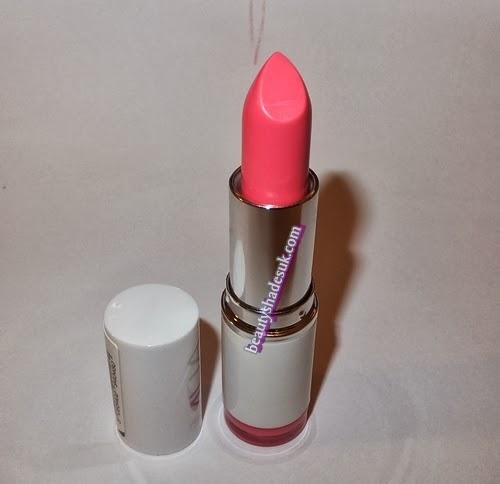 MUA Pouty Pink Matte Lipstick