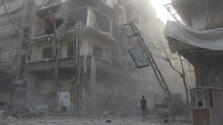 Hingga Kemarin Rezim Syiah Assad Tetap Bantai Warga Sipil Ghouta, 38 Tewas