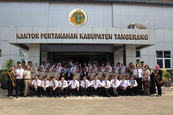 Badan Pertanahan Nasional - Recruitment For PTT Non CPNS