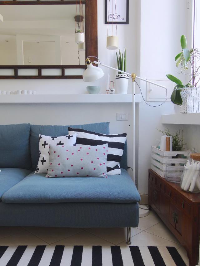 Appunti di casa restyling minicasa 2 0 un nuovo divano - Appunti di casa ...