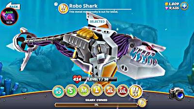تحميل لعبة Hungry Shark World v3.1.2 مهكرة للاندرويد (اخر اصدار)