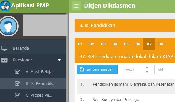 25 Tanya Jawab Tentang Aplikasi PMP Versi 1.4