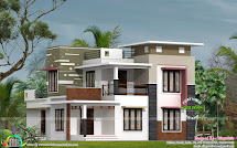 Flat Roof Modern House Designs