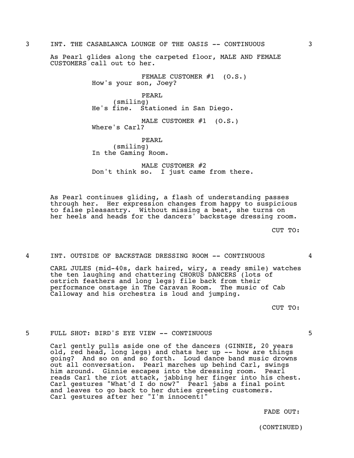 11+ Script Writing Templates – DOC, PDF