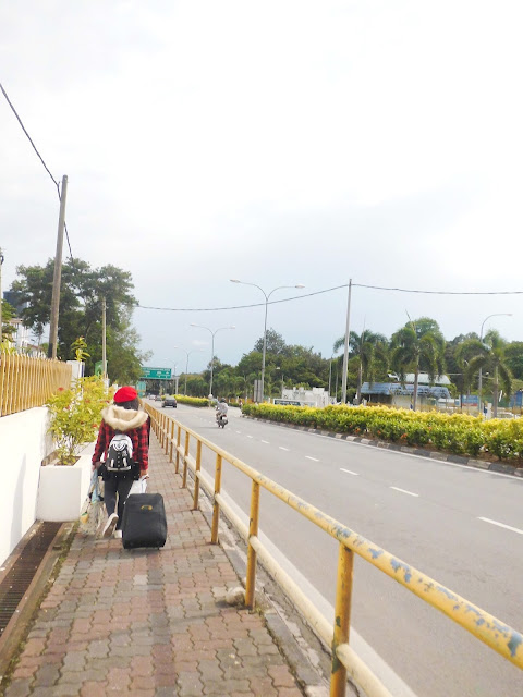van di transportasi di hatyaii thailand