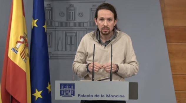 Pablo Iglesias da por rotas las negociaciones con PSOE y Ciudadanos