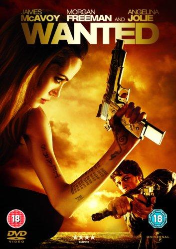 Wanted (2008) bluray 480p, 720p & 1080p.