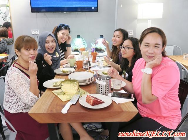 Taiichi Café, Bukit Bintang, Chez Leoniel, Masak Masak, Matthew's 3D Durian Cake