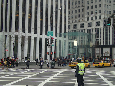 Apple Store em New York