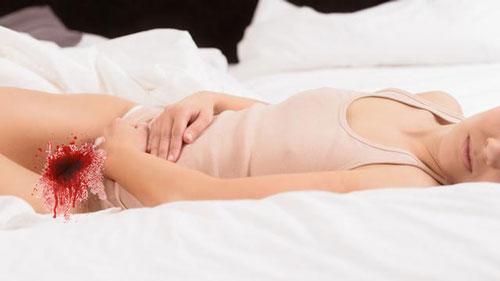 Penyebab Keluar Darah di Vagina Setelah Berhubungan
