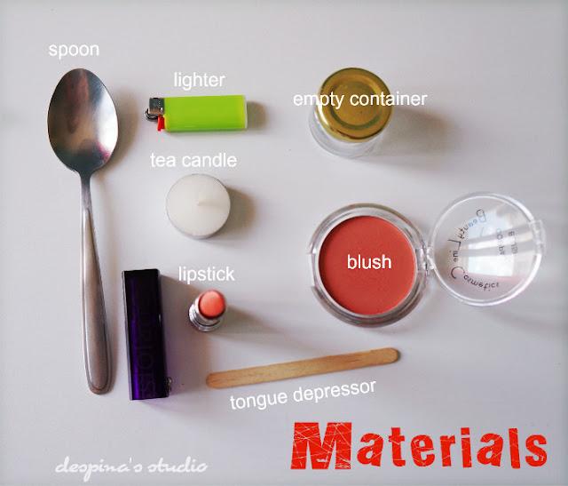 DIY matte lipstick - Πώς να κάνεις το κραγιόν σου ματ