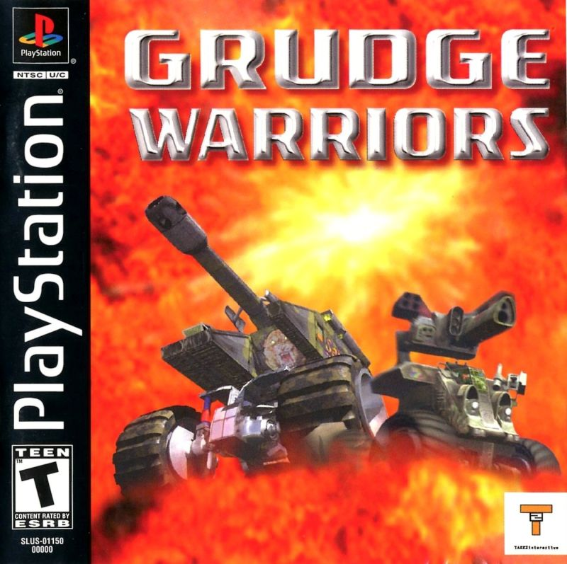 Grudge Warriors - PS1 - ISOs Download