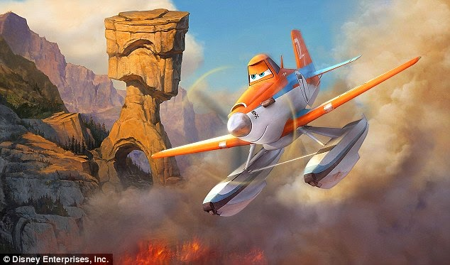 Planes:Fire & Rescue animatedfilmreviews.filminspector.com