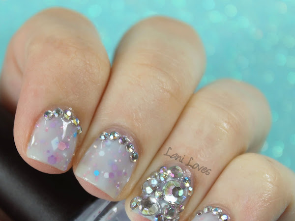 Born Pretty Store Rhinestones Review