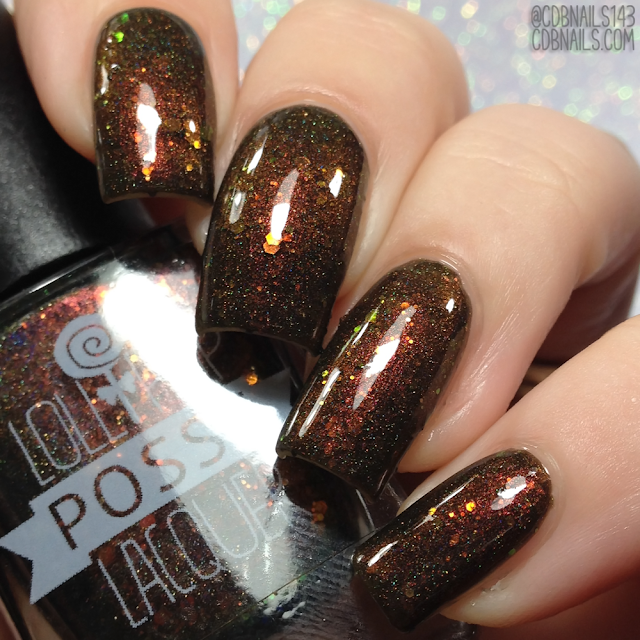 Lollipop Posse Lacquer-Replace it with Dubstep