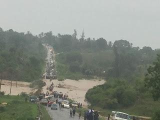 Mombasa- Kilifi highway. PHOTO | Courtesy