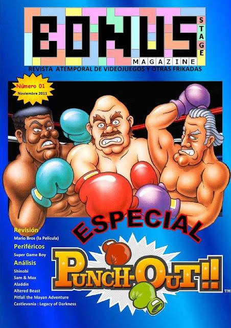 Bonus Stage Magazine #01 Especial PunchOut (01)