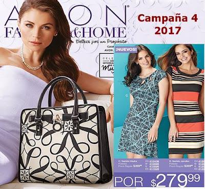 Avon campaña ultima 04 2017