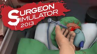 لعبة Surgeon Simulator V1.0.2 محاكي الجراحة تصل للإندرويد [تحديث]