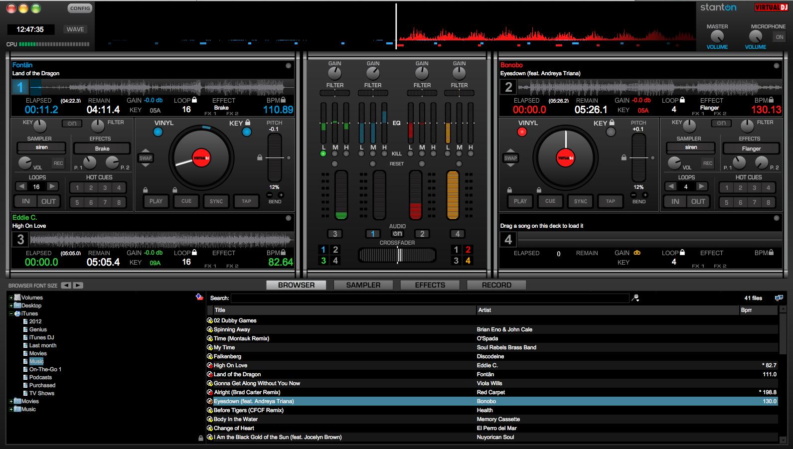 virtual dj home 7 free download full version cnet