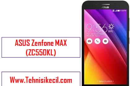 Cara Flashing ASUS Zenfone MAX Z010D (ZC550KL) Dengan Mudah VIA ASUS Flashtool 100% Berhasil