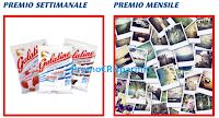 Logo Concorso ''60 anni con Galatine'': vinci gratis forniture e Polaroid