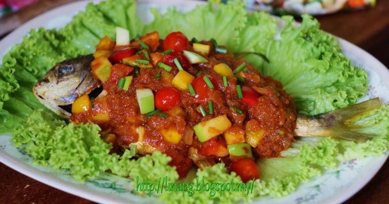Resepi Ikan Bawal Emas Masak Lemak - Recipes Blog x