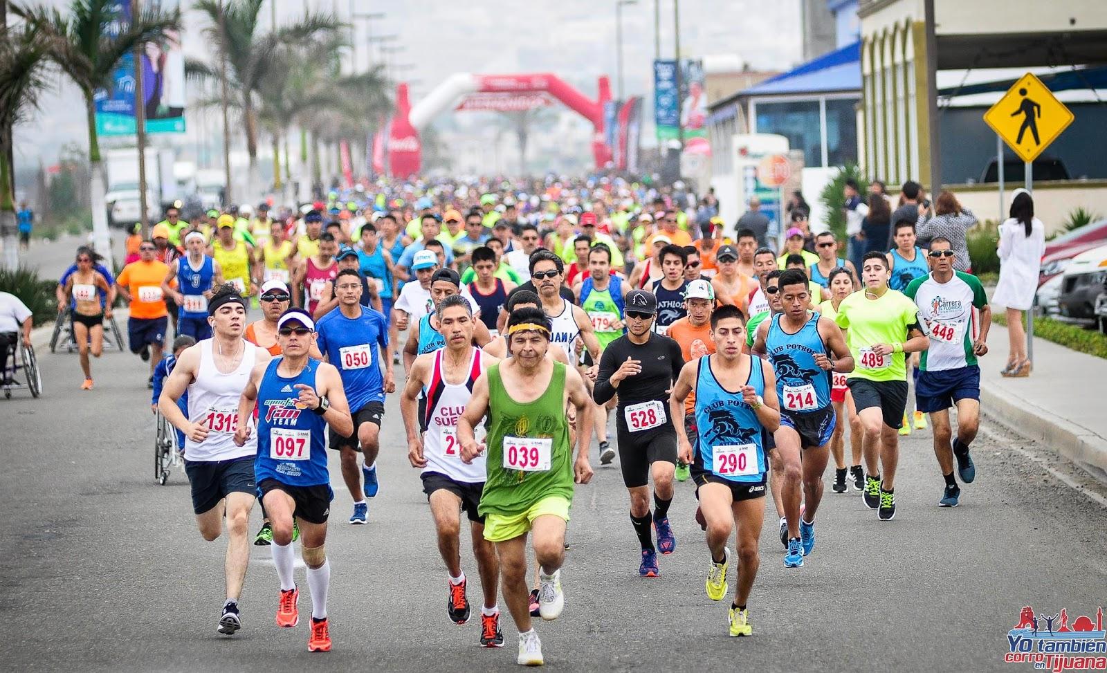 1 2 maraton benito juarez: